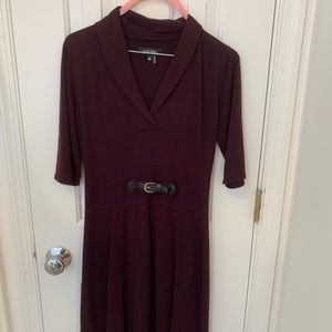 Ellen Tracy sweater dress